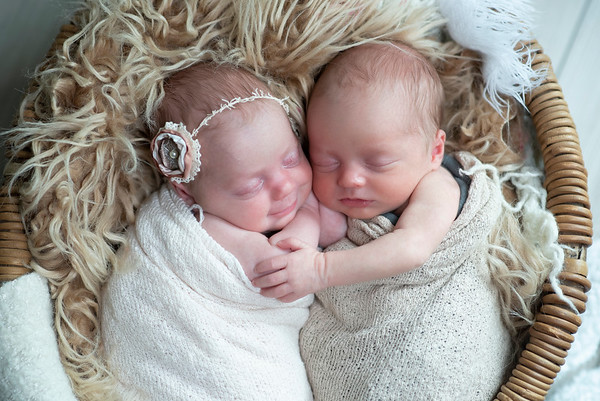 Brown Twins