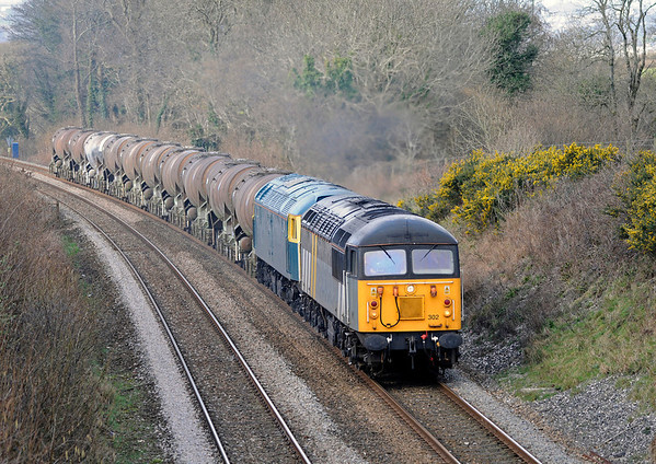 Diesels in the South West - March 2012
