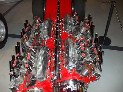 Wally Parks NHRA Motorsports Museum - Pomona, CA - 29 July '09