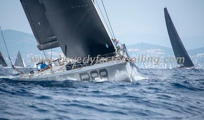 RAMBLER Under Sail