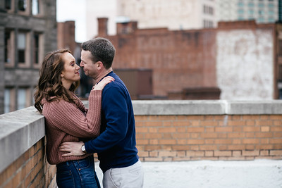 Jocilyn and TJ's Engagement Session