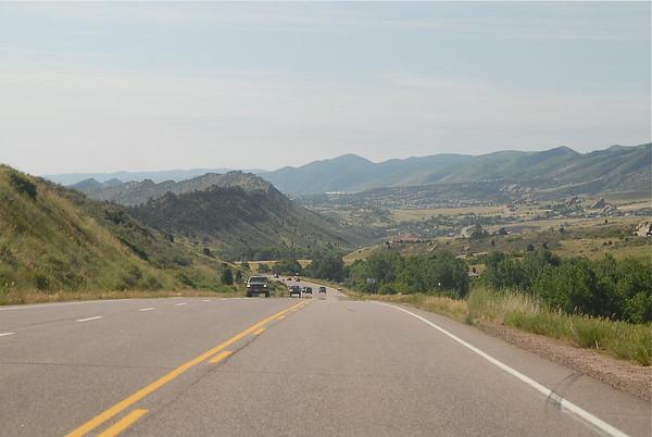 NHRA Denver 2010
