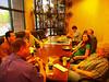 2006-04-14 - Friday lunch (Witt, Keeler, Merkin, Brown, Willis, White, Smith)