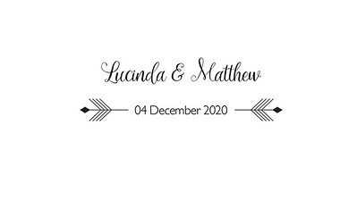 04.12 Lucinda and Matthew