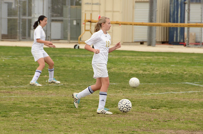 Frosh GSoccer vs. Temecula Valley