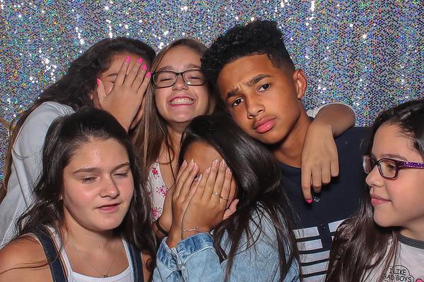 Wanda Bieber's 13th Birthday Party
