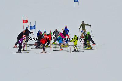 Dec 30 Mt Ripley U14 & Under Girls GS 2nd Run