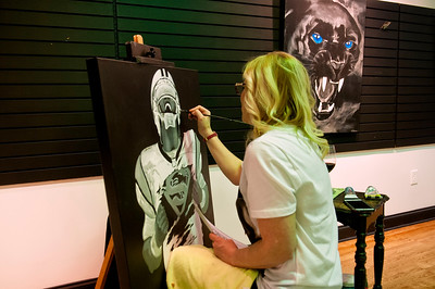 One Five O Studio Gallery Grand Opening 12-9-15 by Jon Strayhorn