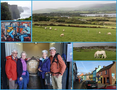 Anita & David & Sarah & Kent's Ireland Fall 2016 Adventure