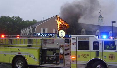 WAYNE, NJ WORKING FIRE AT WAYNE TILE 1459 ROUTE 23 JUNE 18, 2009