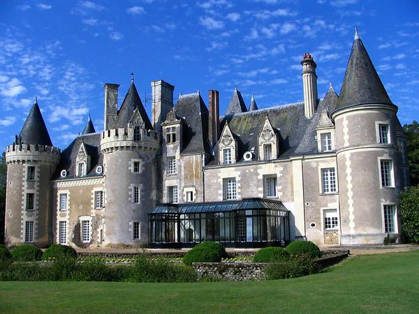 Hotel-Golf Chateau des 7 Tours