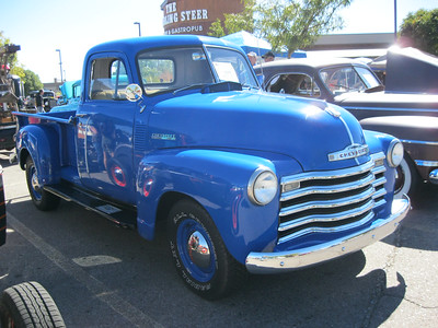 Bombadiers Car Show- Stumbling Steer 2014