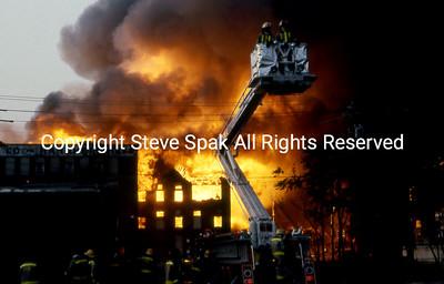 9-02-85 Passaic  NJ  Labor Day Conflagration
