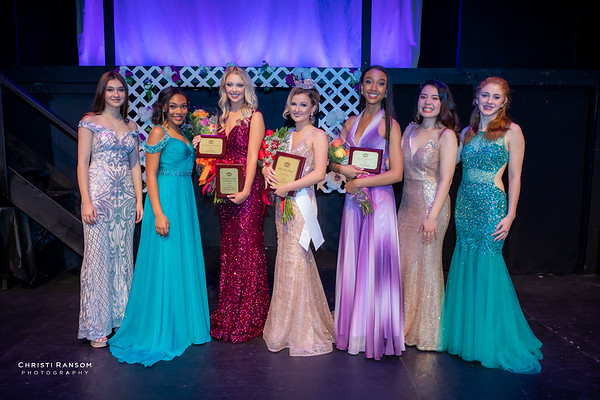 Miss San Diego Scholarship Competition 2020