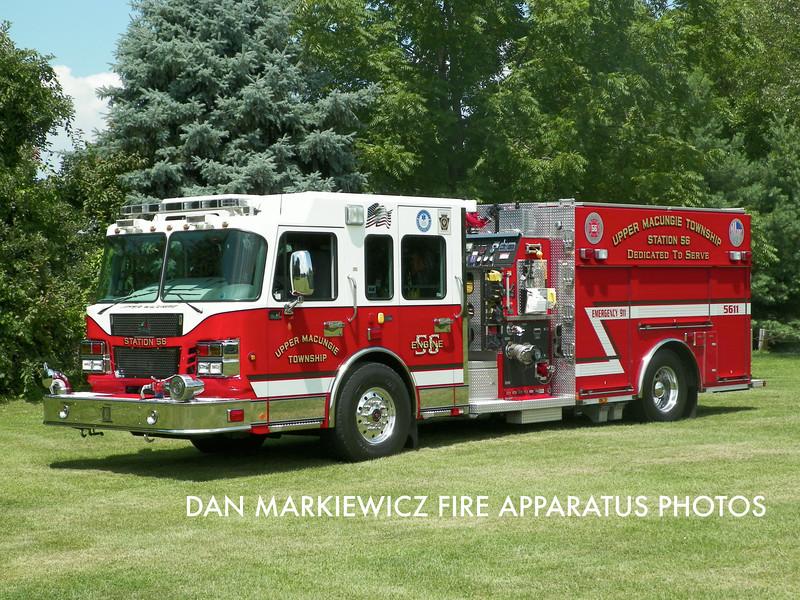 UPPER MACUNGIE FIRE CO.