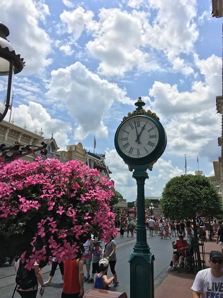 Leaving the park - Magic Kingdom Walt Disney World