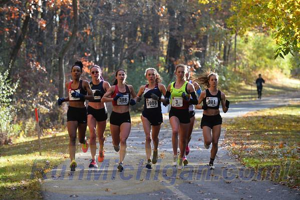 Women's Race - 2020 Michigan Pro Half Marathon