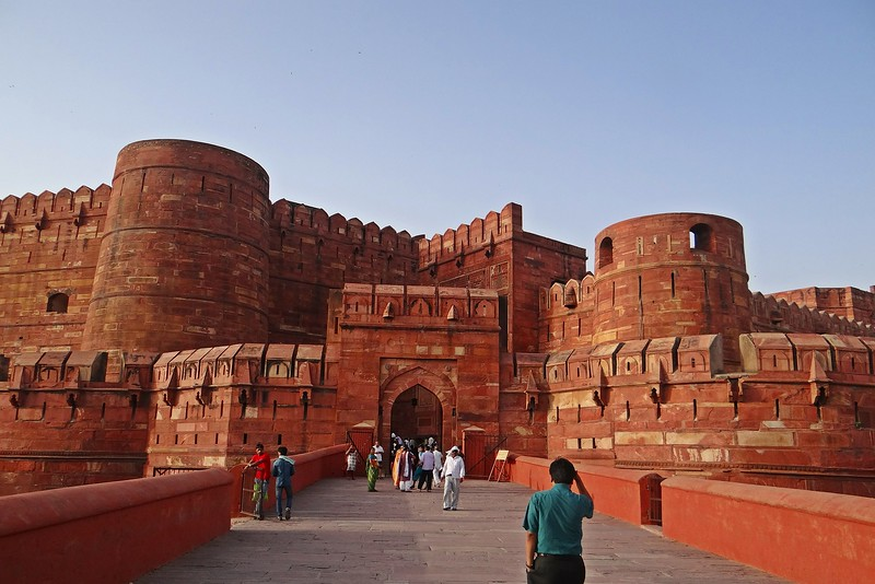 Agra Fort- Best Places to Visit in Agra