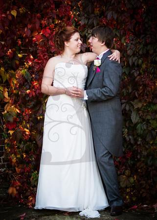 Rachel & Adam's wedding day, Taplins Place, Hartley Wintney