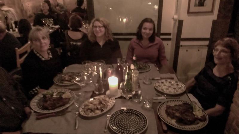 When in Florence - eat Steak Florentine