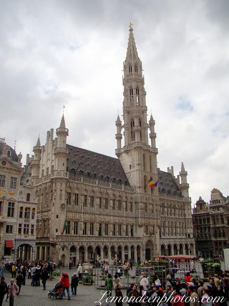 Le Centre Historique de Bruxelles