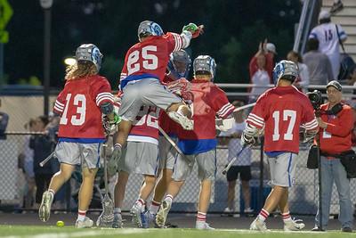 Lacrosse: State Semi-Finals Riverside vs. Dominion 6.4.2018 (By Jeff Scudder)