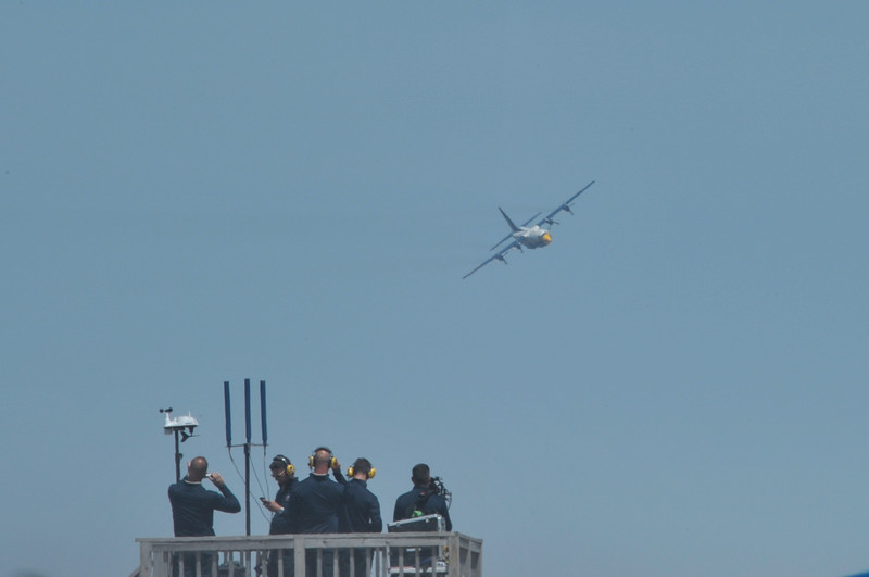 Blue Angels C-130 - Fat Albert