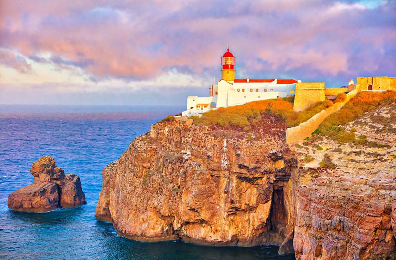 8503 Lighthouse of Cabo de São Vicente