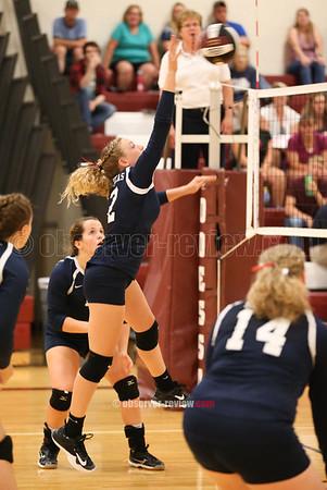 Odessa/Watkins Volleyball 9-21-17