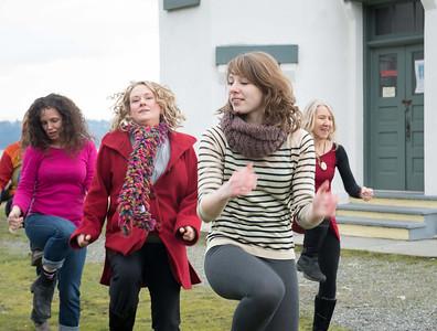 1 Billion Rising Preparing Vashon WA