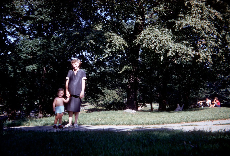 mommy and richard in park.jpg