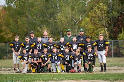 2020-10-10 Youth Football
