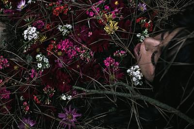 Ajusco Guardia y Muertas con Flores 27 Julio