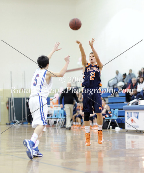 Briar Woods @ Park View (Freshmen) -- 01/26/2013