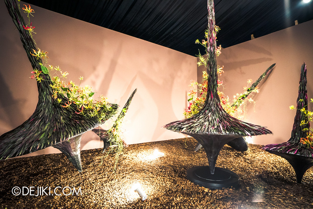 Singapore Garden Festival 2016 - Floral Windows to the World 6 Perpetuum Mobile