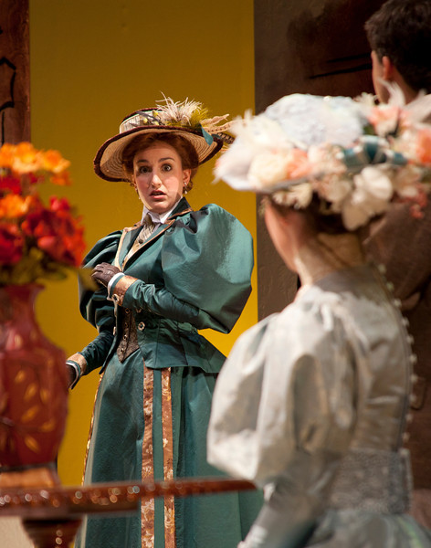 The Importance of Being Earnest by Oscar Wilde. April 25, 2012. Williams College '62 Center