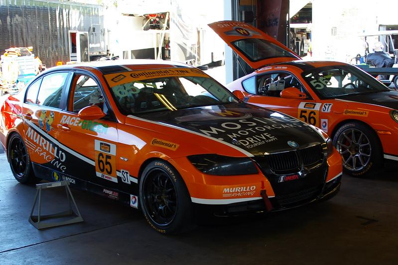ST-Murillo Racing BMW 328i