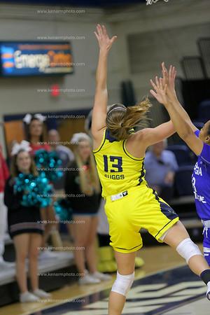 UNCW women basketball 2017 GA State
