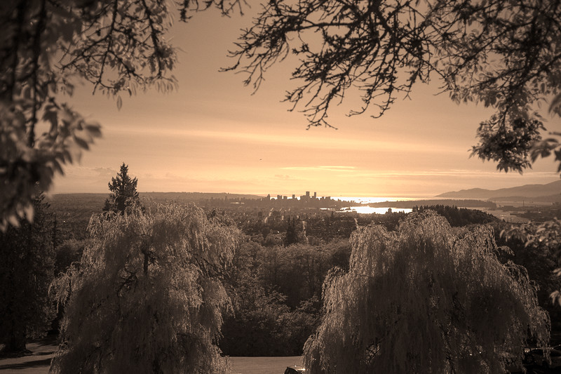 IR Sunset