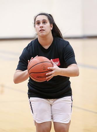 November 27, 2018 - Ladies Basketball  -  Donna North @ Palmview _ MM