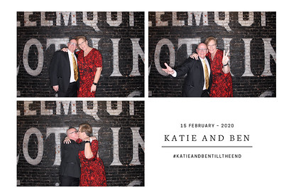 Katie and Ben{photo strips)