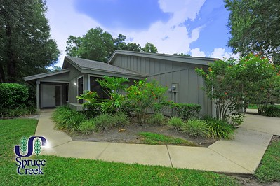 1876 Silver Fern - Spruce Creek Fly-In Townhome in Golf Villas