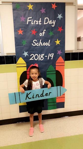 Jaelynn | Kindergarten | Camacho Elementary School
