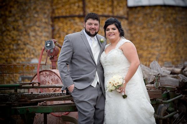 Morgan & Ned's Wedding