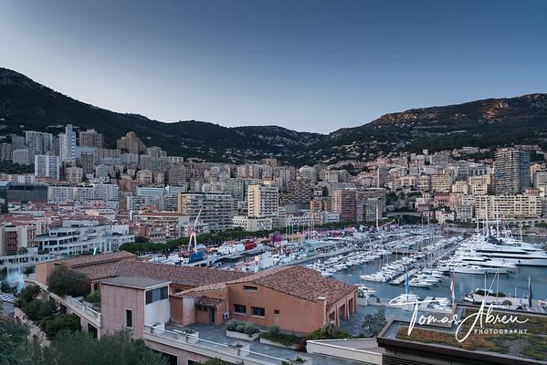 Monaco November 2019