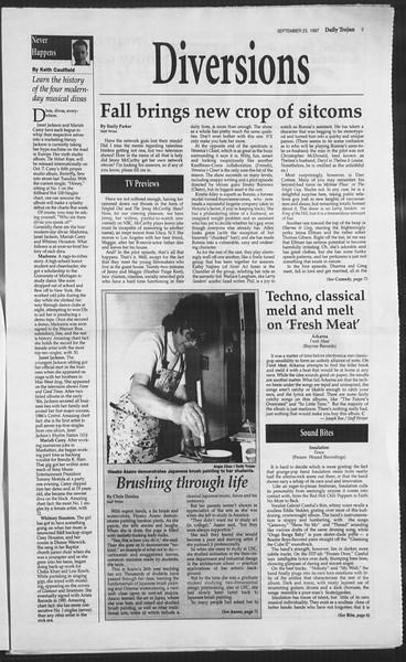 Daily Trojan, Vol. 132, No. 18, September 23, 1997