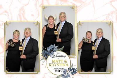 Matt & Krystina's Wedding
