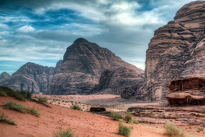 Waking up in Wadi Rum.jpg