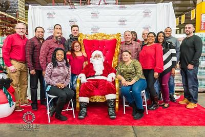 Coca - Cola Maspeth 2018 Christmas party