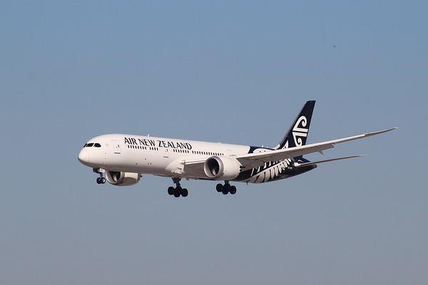 Air New Zealand (NZ)